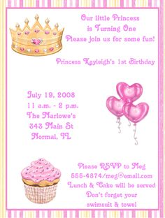 princess themed birthday party invitation wording ; princess-birthday-party-invitation-wording-to-make-your-pretty-Party-invitations-more-elegant-4