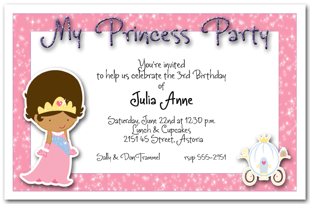 princess themed birthday party invitation wording ; princess-photo-invitations-birthday-princess-birthday-invitations-ideas-best-invitations-card-ideas