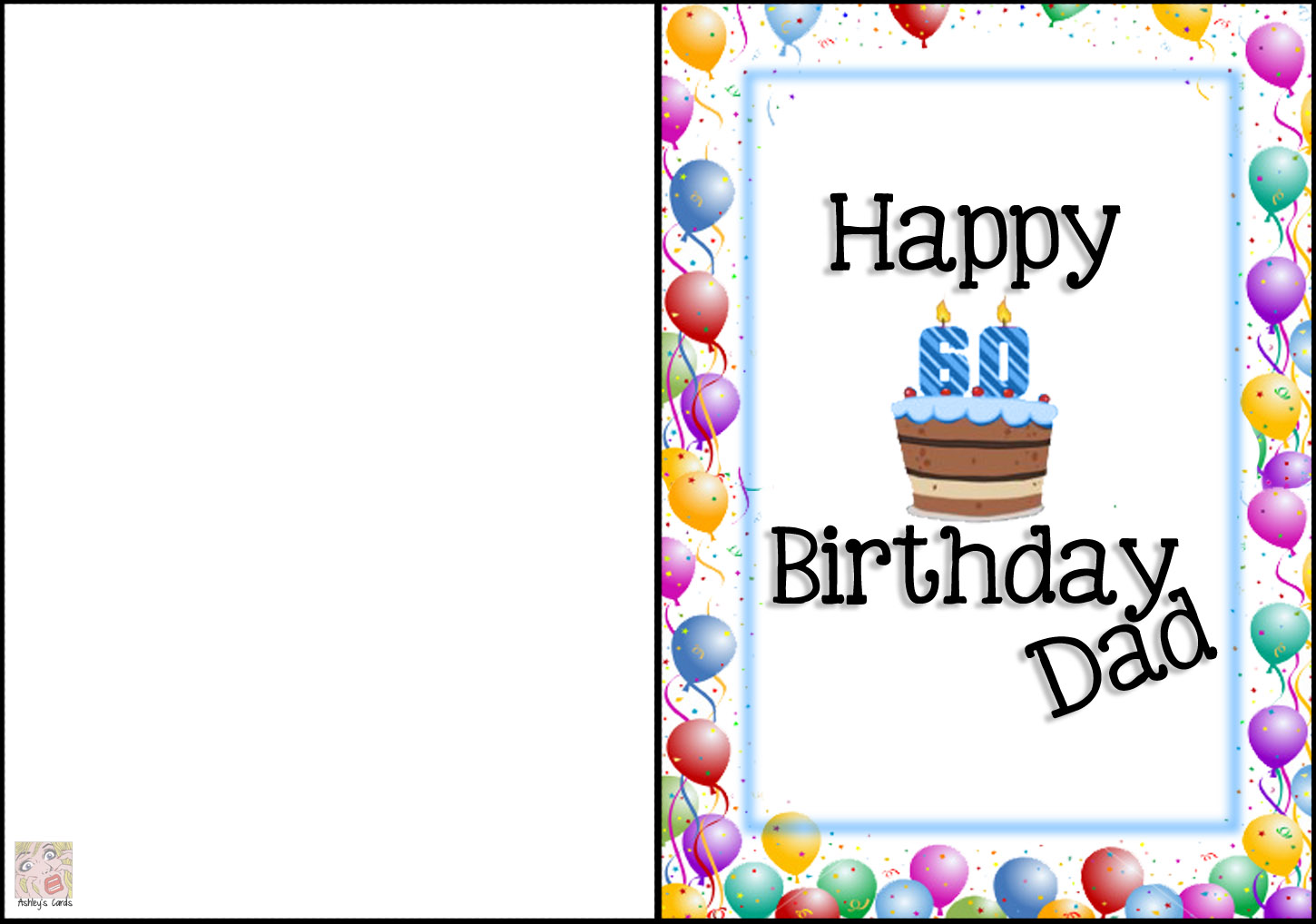 printable birthday borders ; happy-birthday-dad-cards-printable-balloons-borders-image-design-colorful-fun-greetings-pictures-printable-birthday-cards-for-dad