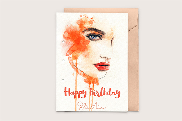 printable birthday card template ; Printable-Birthday-Card-Template