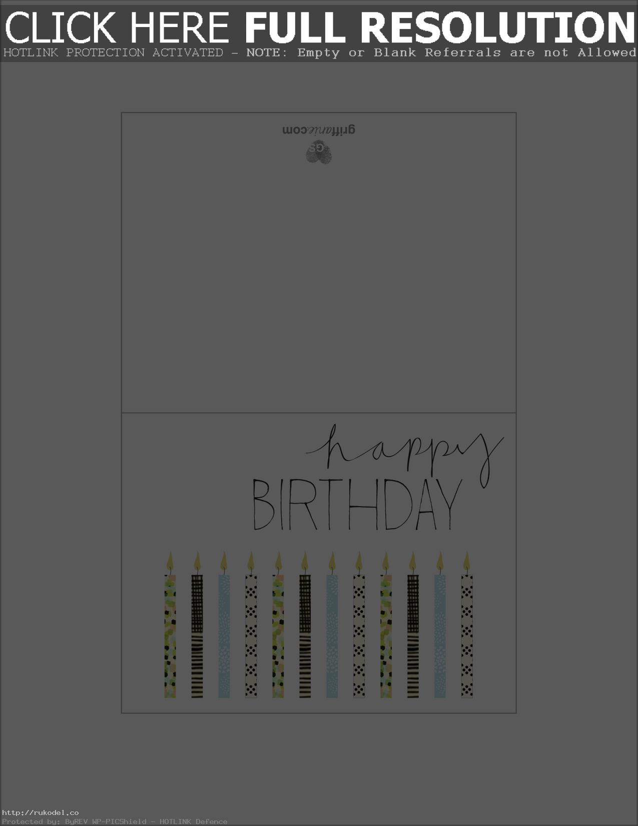 printable birthday card template ; birthday-card-for-dad-printable-cards-cute-gift-pictures-on-boys