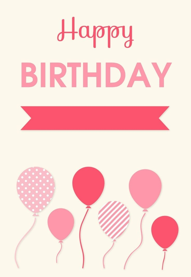 printable birthday card template ; free-birthday-cards-templates-to-print-commonpence-co-with-regard-to-printable-birthday-cards-for-teenage-girls