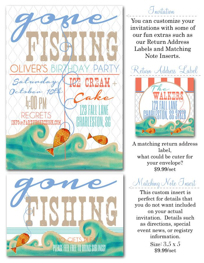 printable birthday invitations with photo insert ; Interesting-Fishing-Party-Invitations-As-Free-Printable-Birthday-Party-Invitations