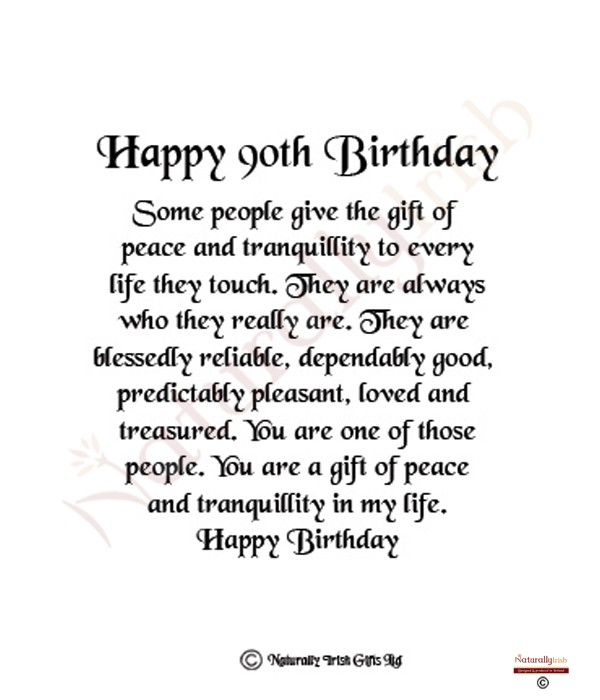 quotes for 90th birthday card ; 0d7366266cf9fb5172cfb00403027152