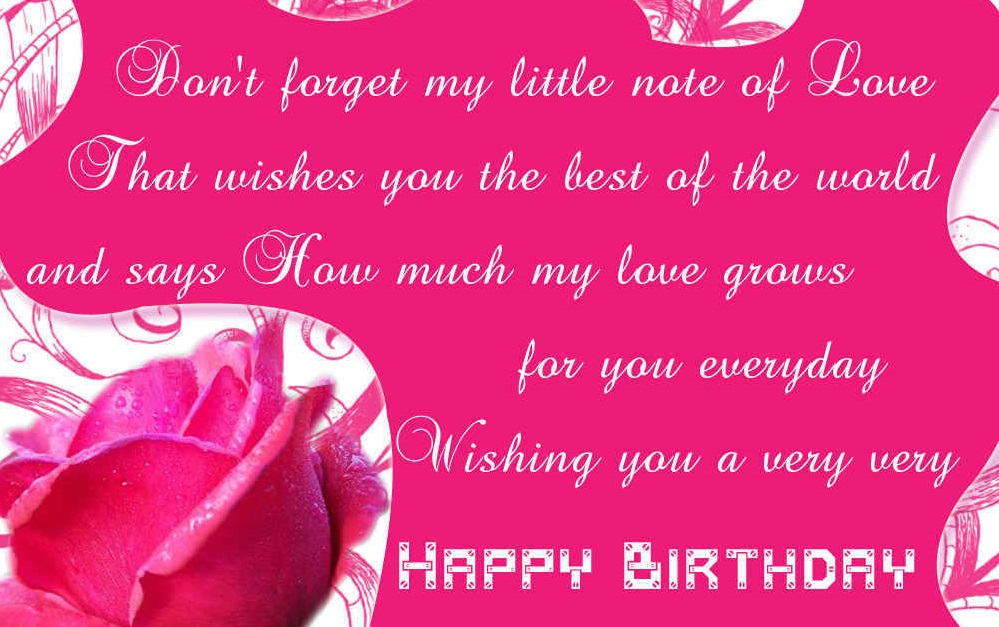 quotes for girlfriend birthday card ; 356e9919a383f9625290c8153ec4275f