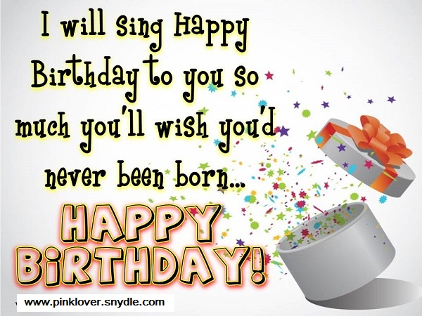 reply message for birthday greetings ; funny-birthday-wishes-for-friends
