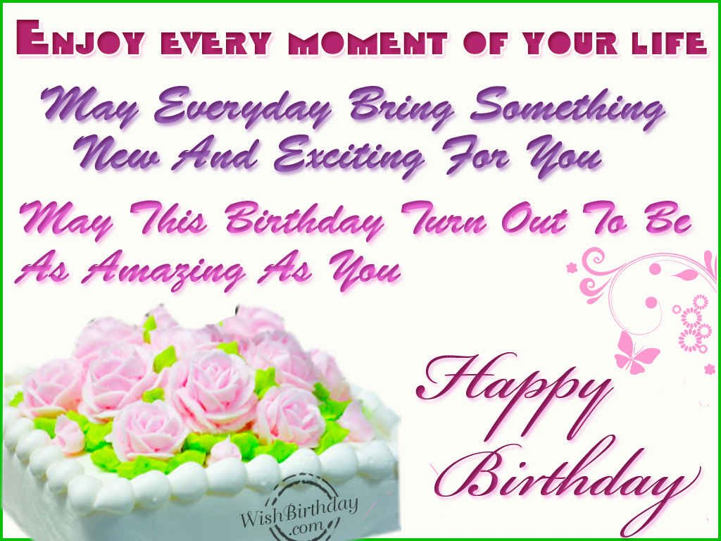return message for birthday wishes ; 1011