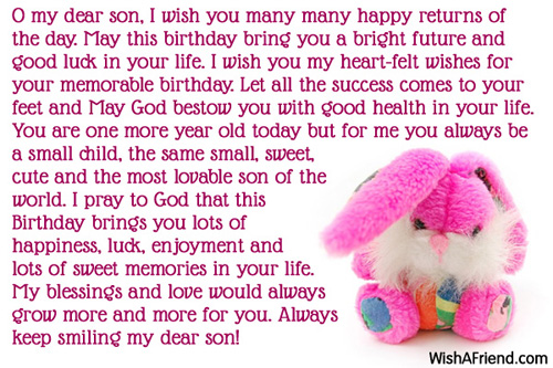 return message for birthday wishes ; 11631-son-birthday-messages
