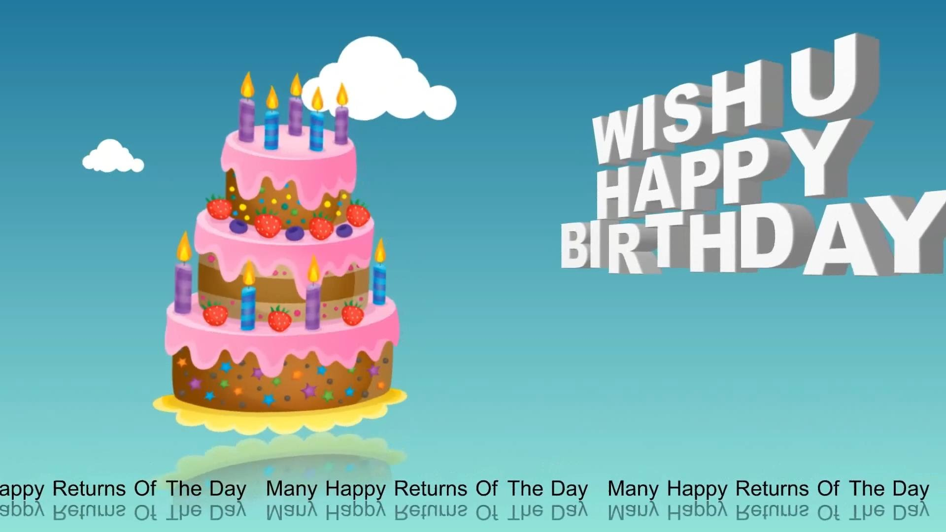 return message for birthday wishes ; maxresdefault