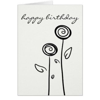 simple birthday drawings ; awesome-easy-birthday-pictures-to-draw-simple-flowers-birthday-cards-zazzle-easy-birthday-pictures-to-draw