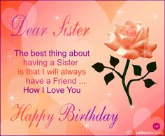 sister birthday greetings message ; 0a8f3d838bd1ed79cb28234b2b2f238e--birthday-quotes-for-sister-sister-quotes