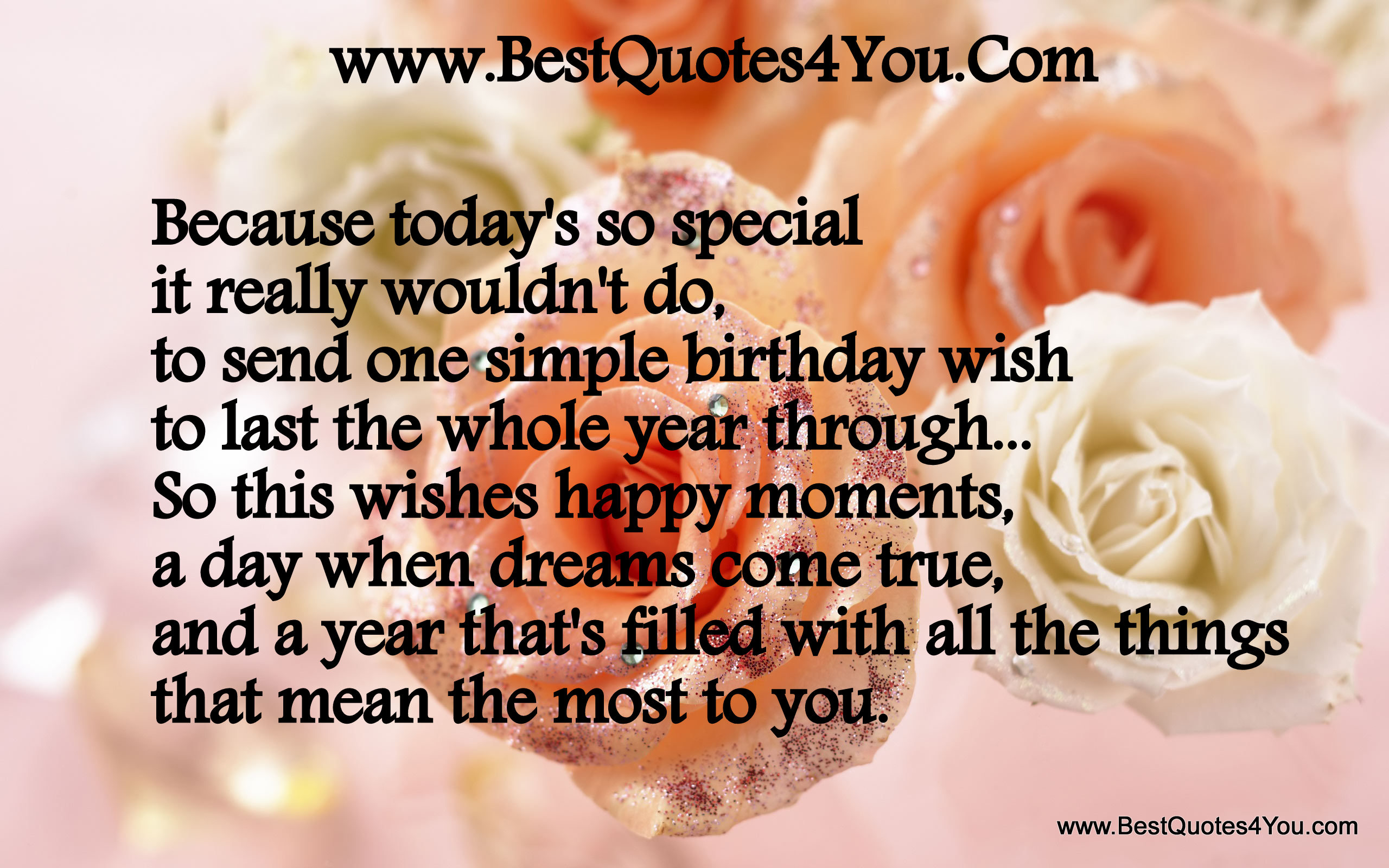 special birthday images with quotes ; 231ad6637f6a9d99444e853b2414e84d