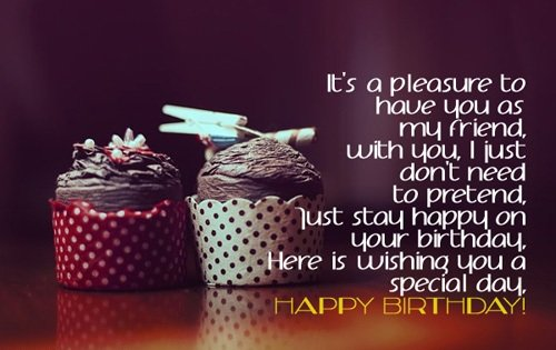 special birthday images with quotes ; birthday-wishes-for-a-special-friend