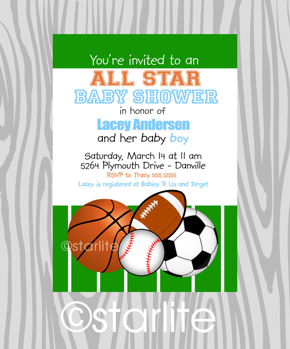 sports themed birthday invitation wording ; 29c9b5d577aae6e546569844f6483daf