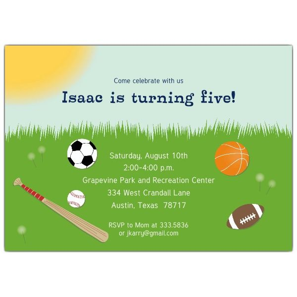 sports themed birthday invitation wording ; 9804ca42719e8df6d29bb722a8cea7ee--sports-baby-kids-sports