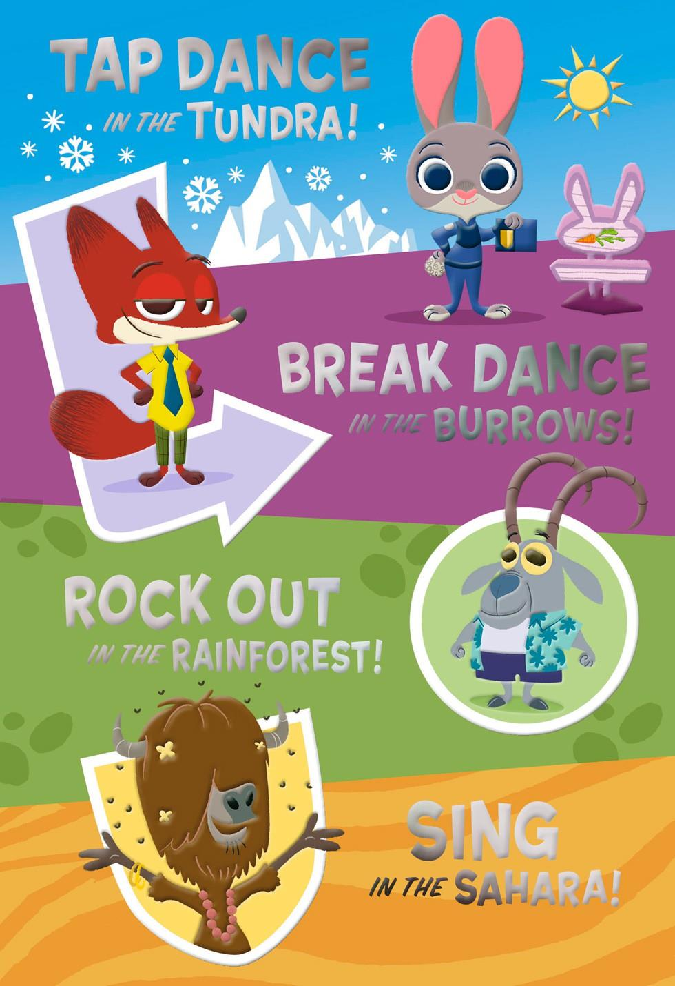 sticker birthday card ; disney-zootopia-birthday-bash-greeting-card-with-stickers-root-499hkb9806_1470_1