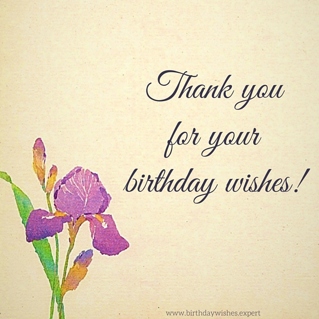 thank you birthday message for birthday greetings ; 0341531abb88a8f9a43d822667f04f7e