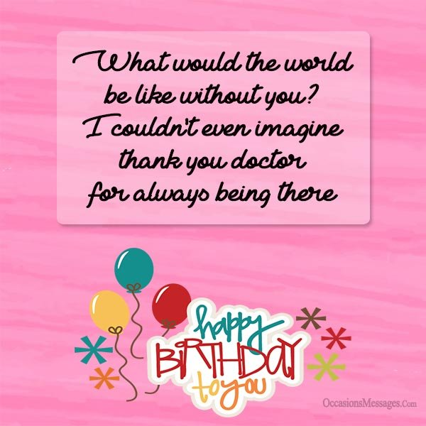 thank you birthday message for birthday greetings ; Happy-birthday-wishes-for-doctor