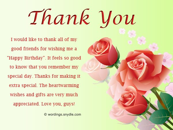 thank you for all the birthday greetings message ; 48b799605a1a6b24d8b4216b5e25be73
