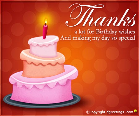 thank you for all the birthday greetings message ; Birthday%252BThank%252BYou%252BCard%252Bfor%252Bwisher%252B(10)