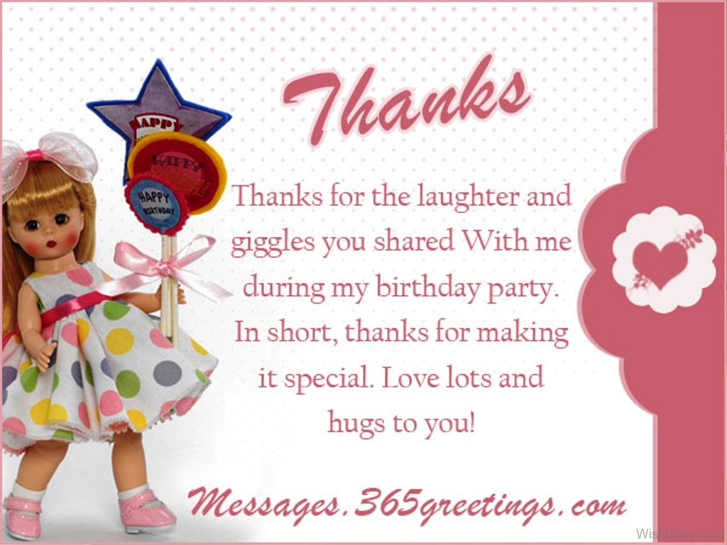 thank you for all the birthday greetings message ; Thanks-For-The-Laughter