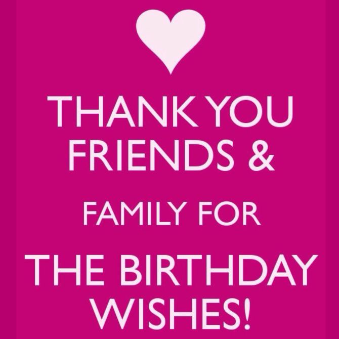 thank you for all the birthday greetings message ; a76f6d9e1e7199edadf81d511497495f