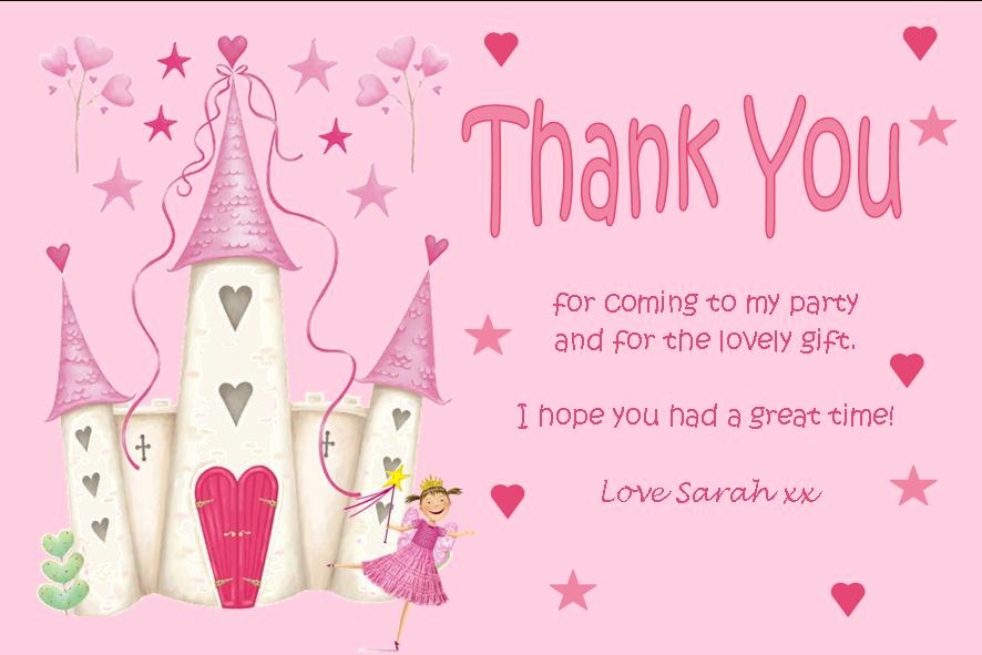 thank you for all the birthday greetings message ; birthday-thank-you-card-message-new-personalised-fairy-theme-thank-you-cards-of-birthday-thank-you-card-message