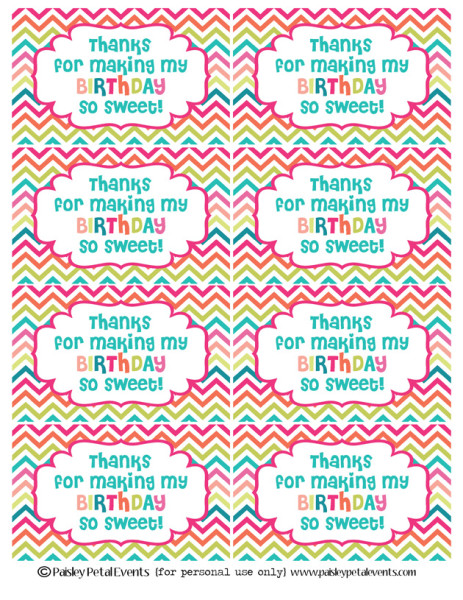 thank you labels for birthday ; rainbow-chevron-birthday-labels-page-for-web-463x600