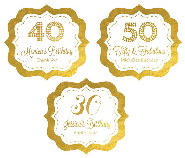 thank you labels for birthday ; thank-you-birthday-labels-40th-birthday-stickers-30-birthday-labels-40th-birthday