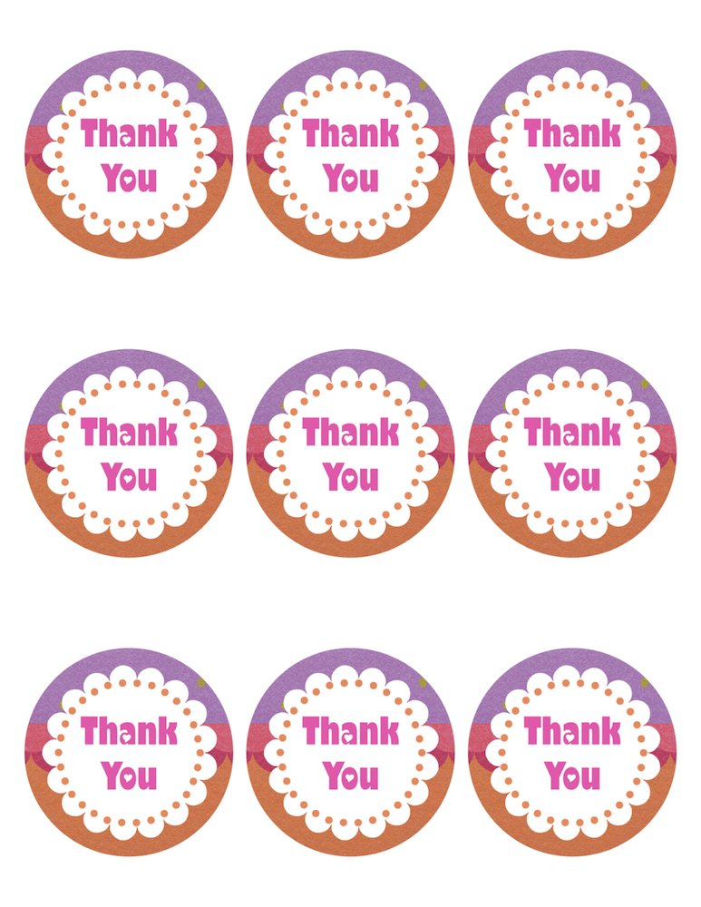 thank you labels for birthday ; xtrolls-thank-you