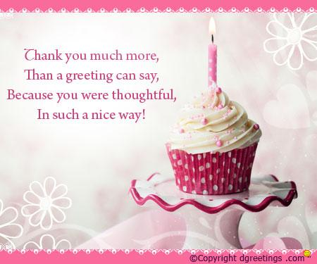 thank you message for all the birthday greetings ; 201601_0356_gdiga