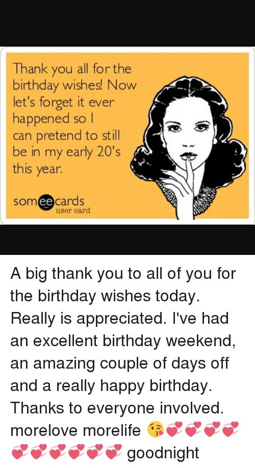 thank you message for all the birthday greetings ; Thank-you-Birthday-Wishes