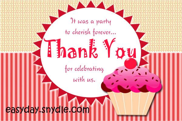 thank you message for birthday greetings and gifts ; baby-shower-thank-you-notes
