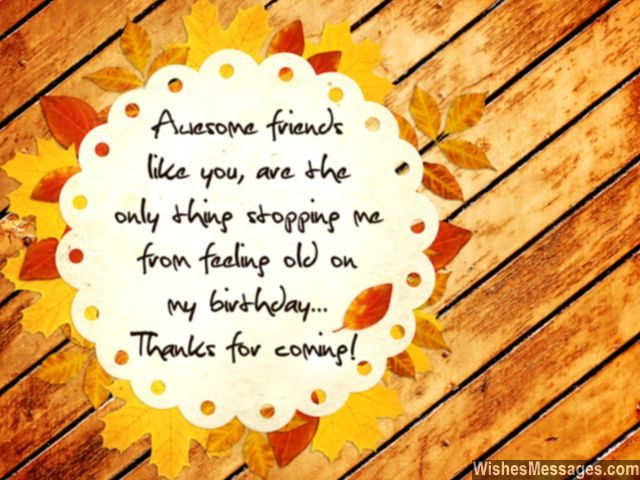 thank you message for birthday greetings from friends ; Friends-thank-you-for-coming-birthday-party-sweet-return-card-640x480