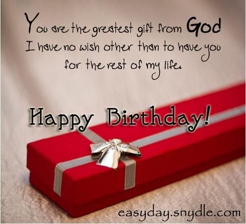 thank you message for birthday greetings from husband ; 1b0759801d9490d10d44b2a0874c8216--best-happy-birthday-quotes-birthday-quotes-for-him