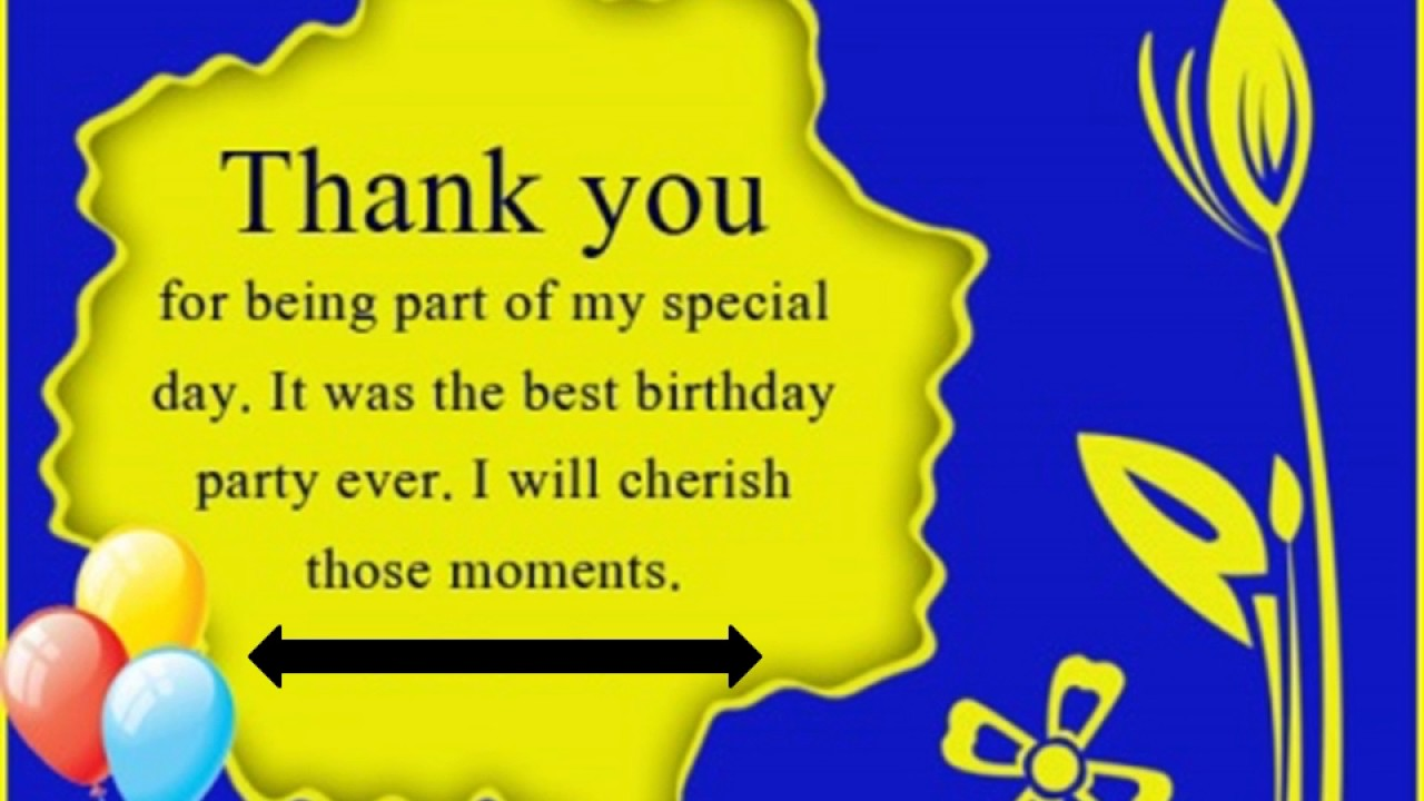 thank you message for birthday wishes images ; maxresdefault