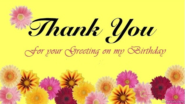 thank you message to friends for birthday greetings ; animaatjes-thank-you-4300188
