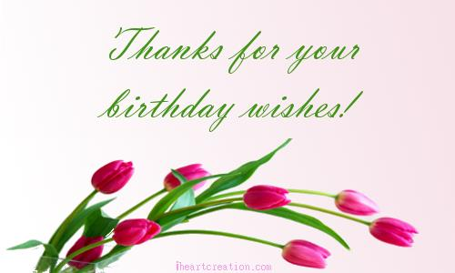 thanks greeting cards for birthday wishes ; 310020