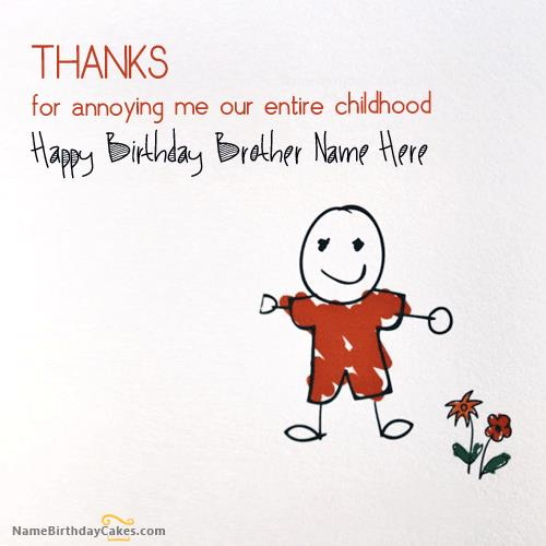 thanks greeting cards for birthday wishes ; thanks-birthday-card-for-brother07ac