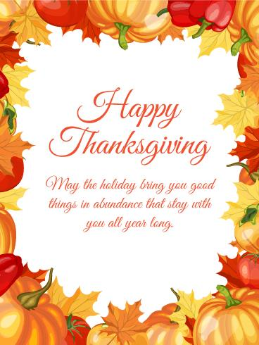 thanksgiving message for birthday greetings ; vibrant-maple-leaves-happy-thanksgiving-card-birthday-greeting-thanksgiving-card
