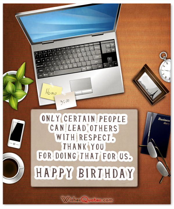 the office birthday card quotes ; happy-birthday-boss-card