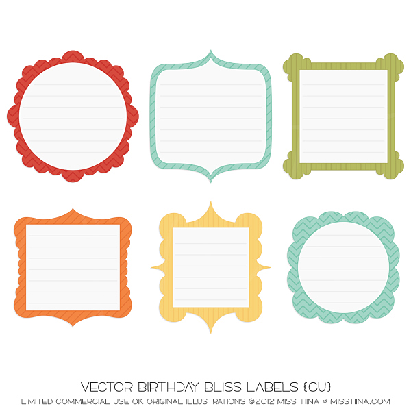 to from birthday labels ; 637c60f85e6db48c5f38984814d60995