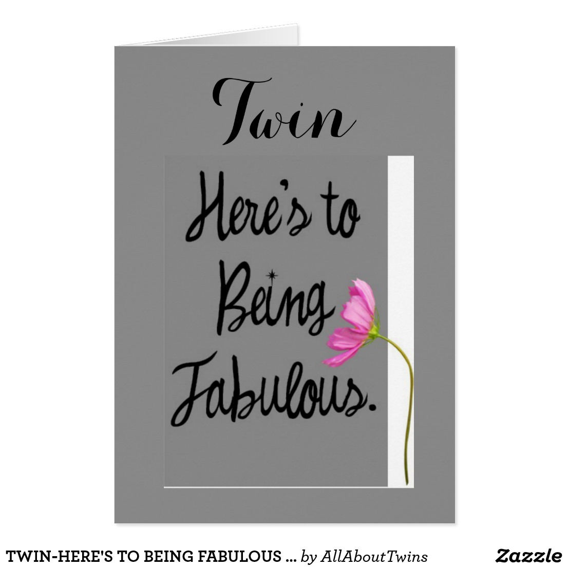 twins birthday wishes greeting card ; 60cf908f470448ce9358bdc60a7d0717
