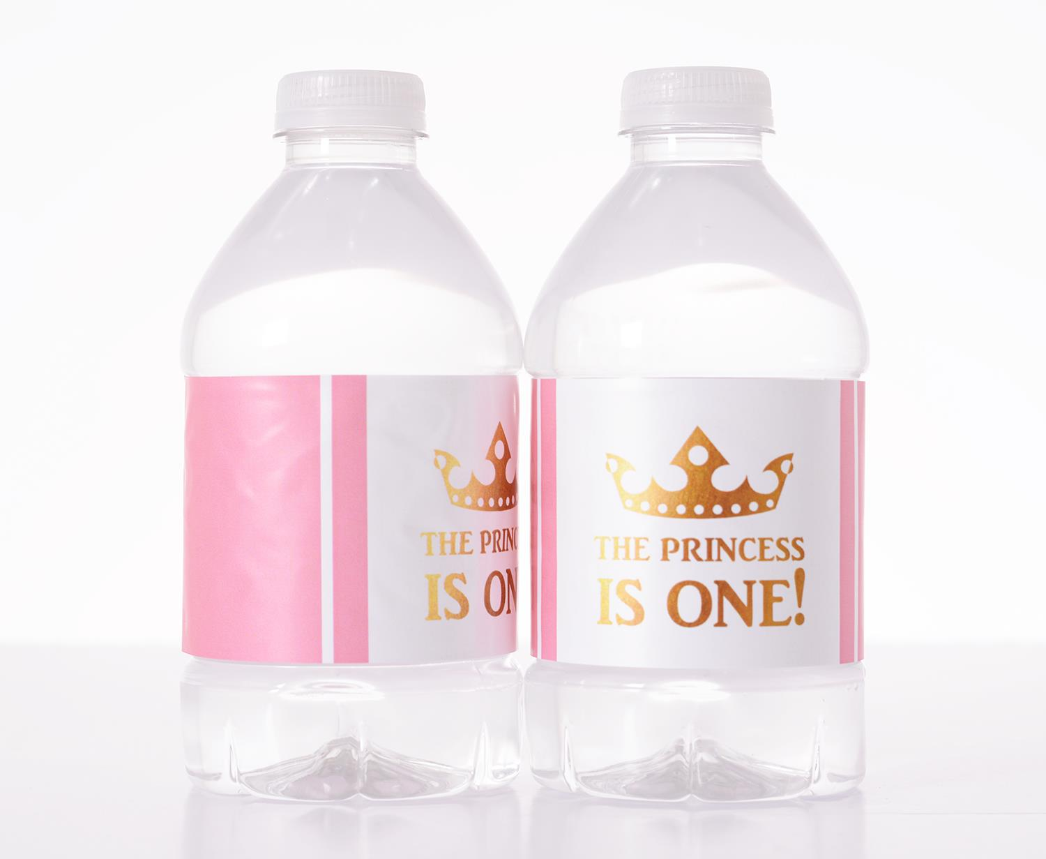 water labels for birthday ; fbd-102
