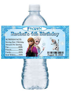 water labels for birthday ; s-l300