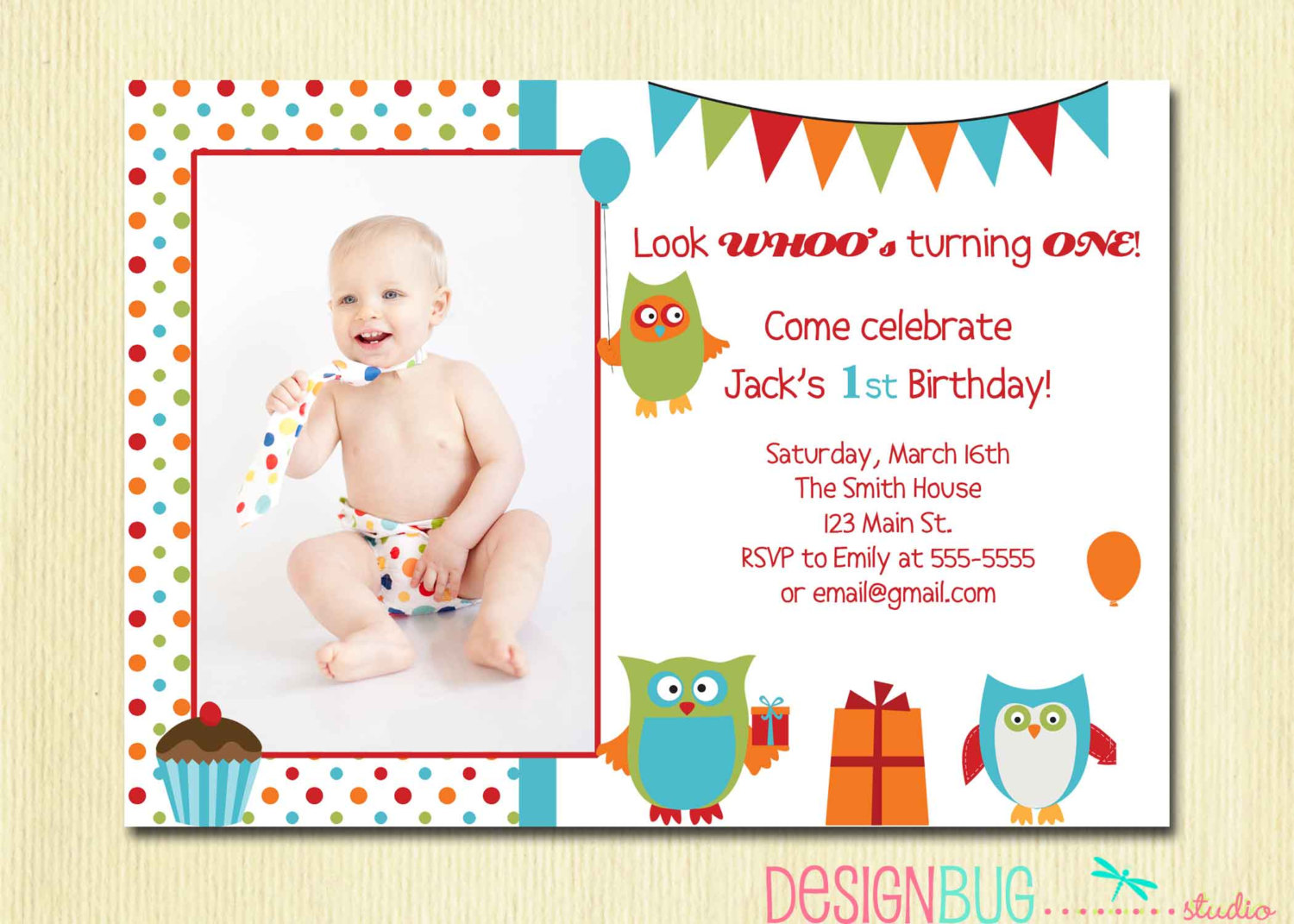 1 year old birthday card printable ; 7eb15030d1912620c3cd5962b58576ce