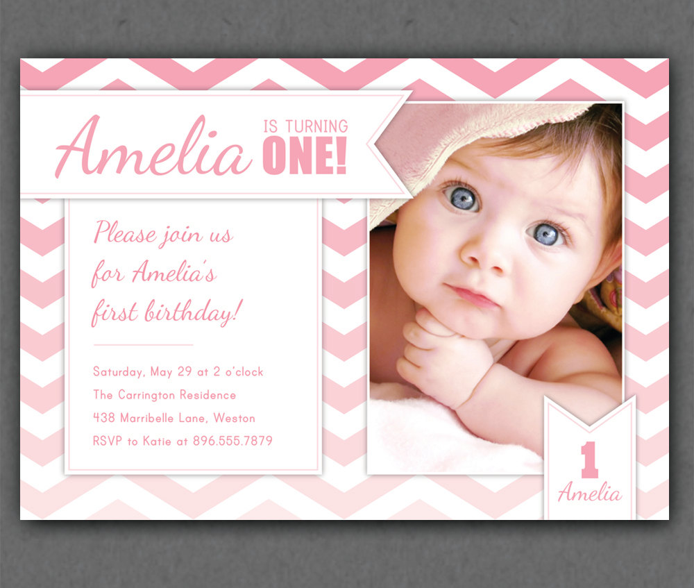 1 year old birthday card printable ; first_year_birthday_invitation__first__printable__free_download_0
