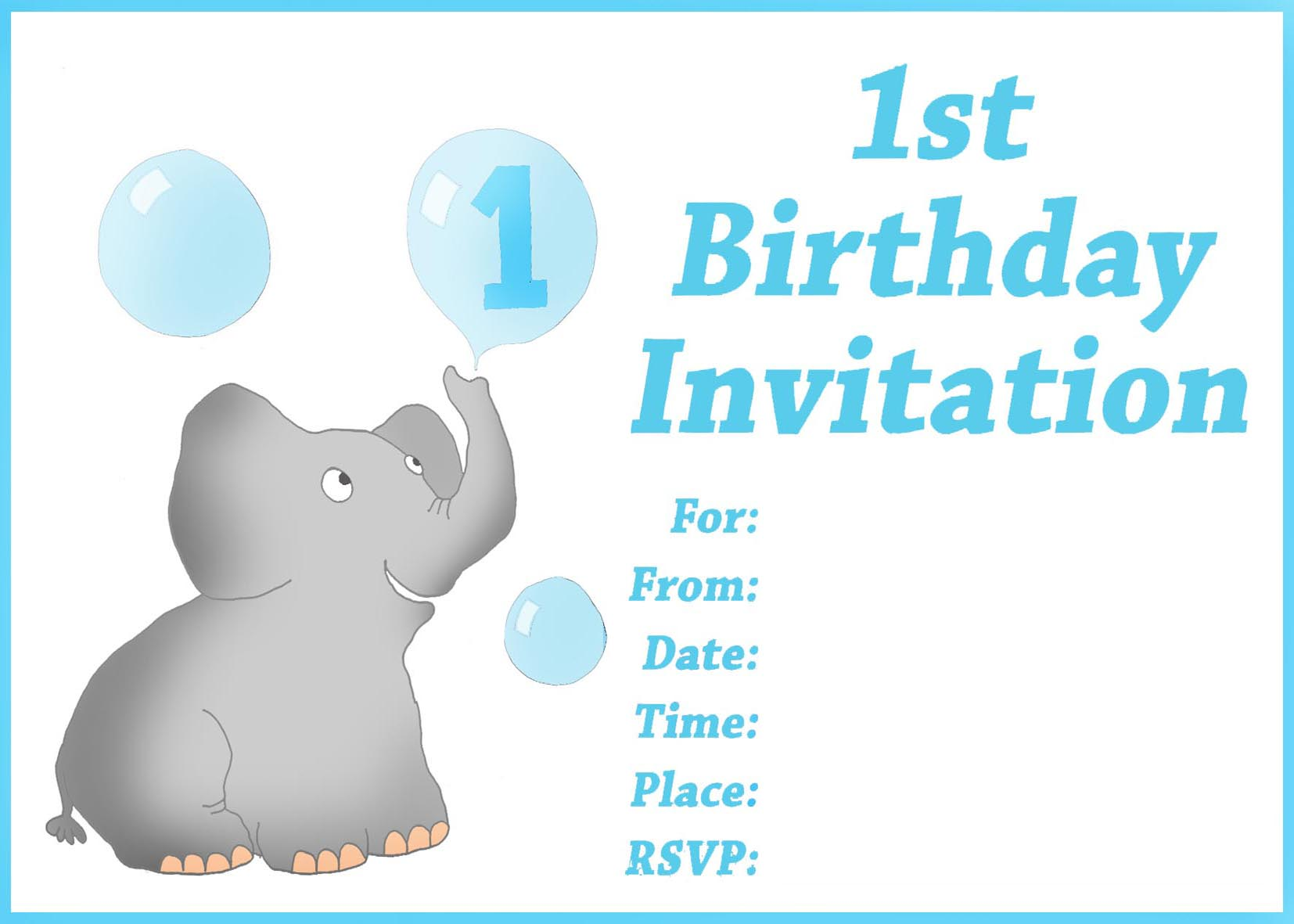 1 year old birthday card printable ; free-birthday-invitation-for-1-year-old-boy-beautiful-find-your-printable-1st-birthday-invitation-here-of-free-birthday-invitation-for-1-year-old-boy