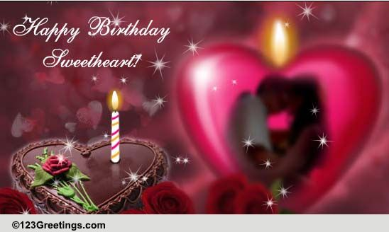 123 greeting cards birthday for wife ; 123451_pc