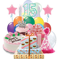 15th birthday card messages ; 15th-birthday-cards